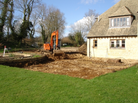 Puddlebrook Ltd - A construction company based near Malmesbury, Wiltshire, extensions and complete renovations